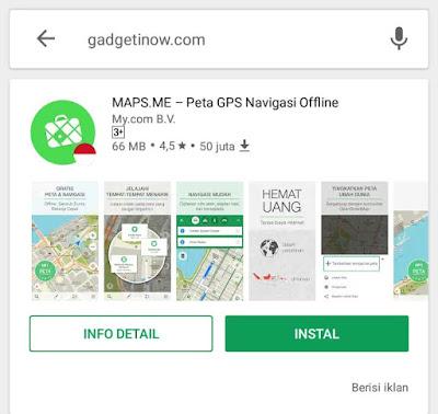 aplikasi navigasi paling akurat terbaik