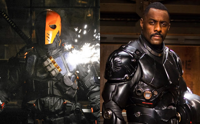 """Idris Elba pode assumir papel de Exterminador em """"Esquadrão Suicida 2"""""""