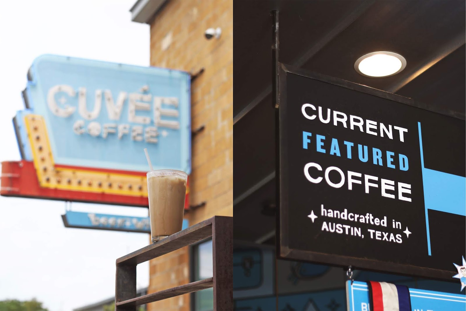 Cuvee Austin, Iced Coffee, Cozy Coffee Shop, Coffee Shops Vibe