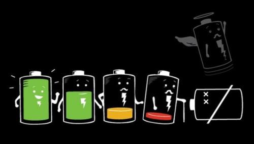 Penyebab Baterai Hp Dicharge (Dicas) Usang Tapi Malah Berkurang