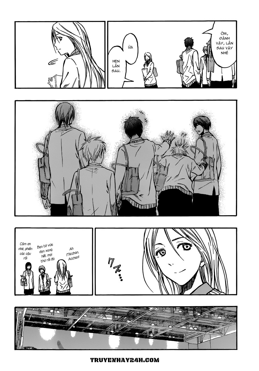 Kuroko No Basket chap 213 trang 8