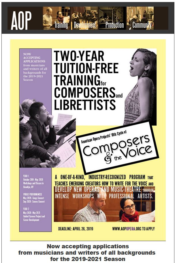 AfriClassical: American Opera Projects: