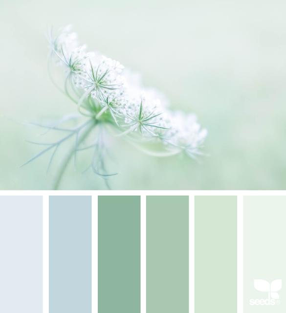 Paleta de colores para diseñar tu cabecera