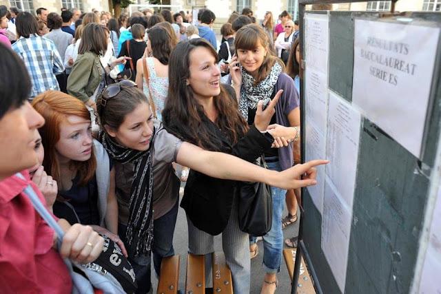 نسبة النجاح بالباكالوريا بلغت 65.55 % في الدورة العادية على الصعيد الوطني