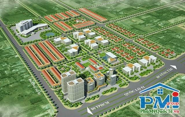 Khu Nhà Ở Dầu Khí - Khu Đô Thị Bậc Nhất Phú Mỹ, Tân Thành