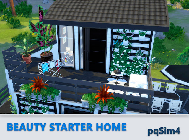 Beauty Starter Home. Exterior 5