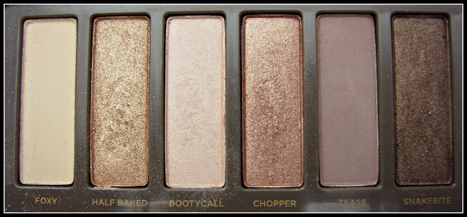 Ingenue Comparison Urban Decay Naked 2 Vs Too Faced -1587