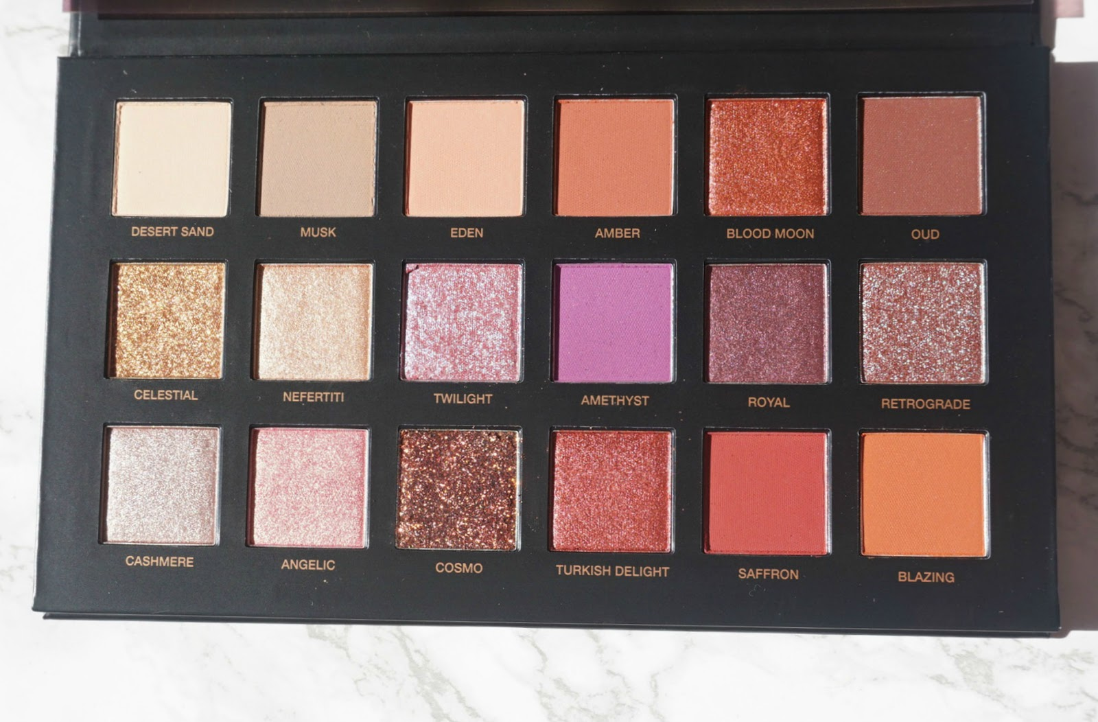 Huda Beauty Desert Dusk Palette Worth The Price