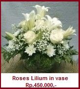 Rusty Florist Jakarta  Online Flower Shop Rangkaian