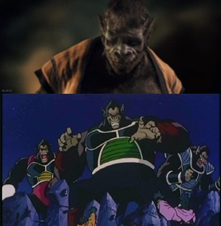 image dragon ball: Dragonball Evolution Oozaru