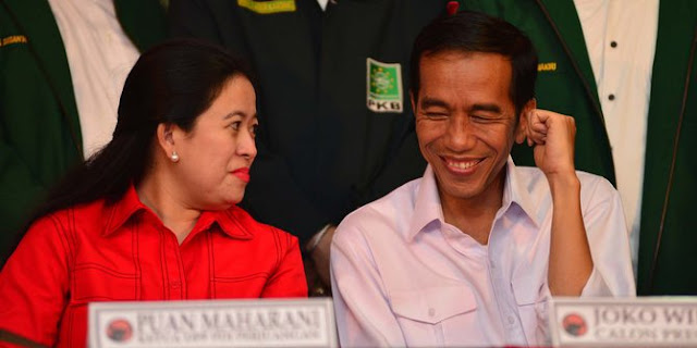 3 Kriteria Tokoh yang Mungkin Diambil Jadi Cawapres Jokowi