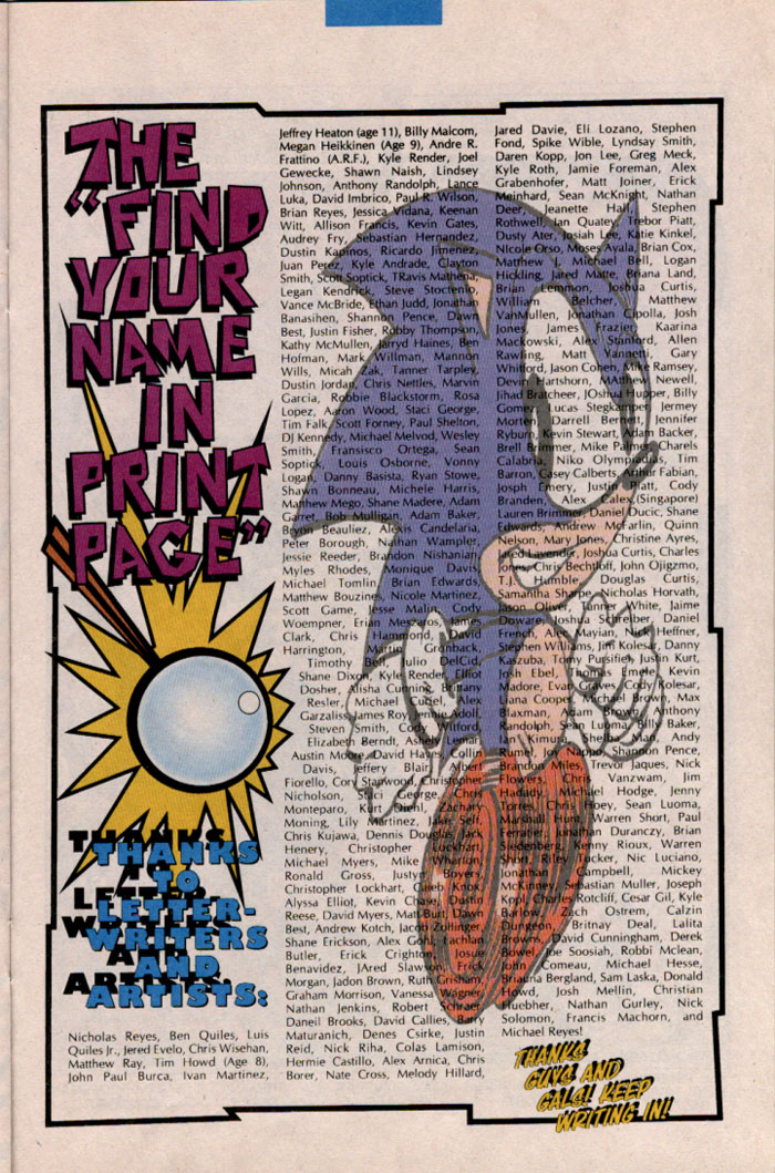 Read online Sonic The Hedgehog comic -  Issue #45 - 19