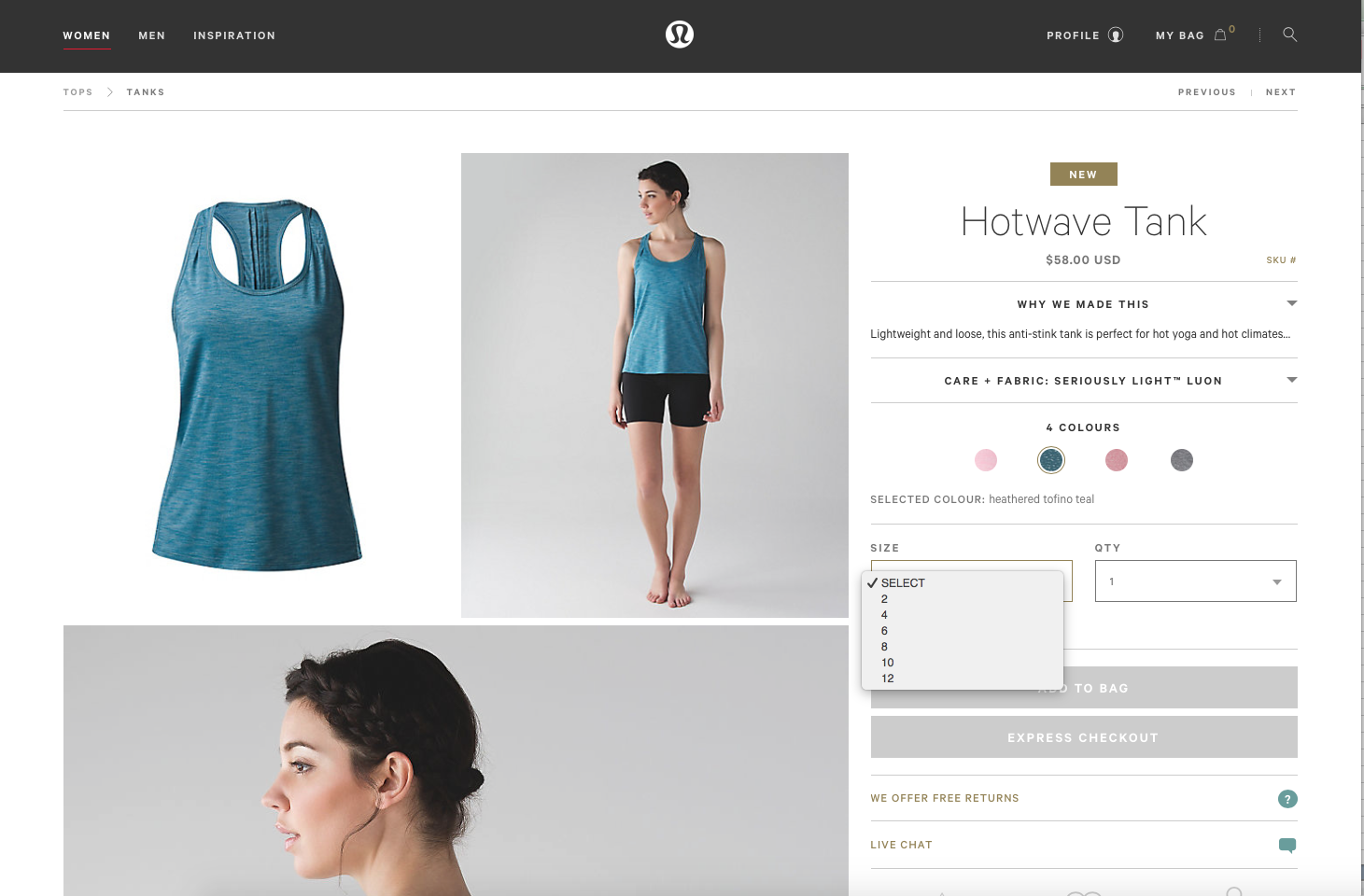 How To Become A Lululemon Model By Anurag Anand Lululemon Model Clicking  Gets To More Details