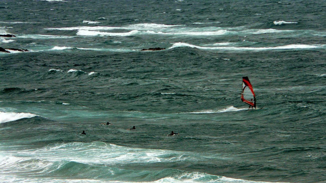 dia para windsurf sopelana