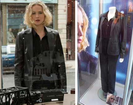 Figurino do filme Joy o nome do sucesso, Jennifer Lawrence, roupa executiva