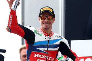 Honda Panggil Juara Dunia 2006 Nicky Hayden