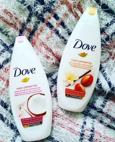 New Test And Review Dove Purely Pampering Body Wash