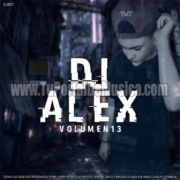 Dj Alex Volumen 13 (2017)