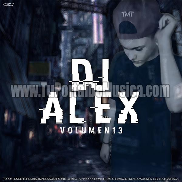 Dj Alex Volumen 13 (2017)