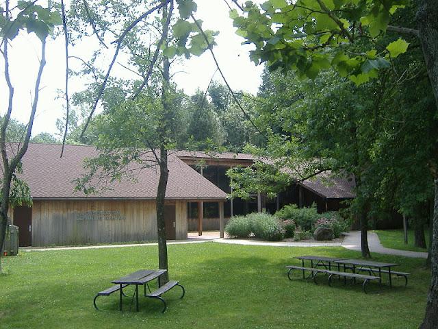 Muscatatuck National Wildlife Refuge in Indiana