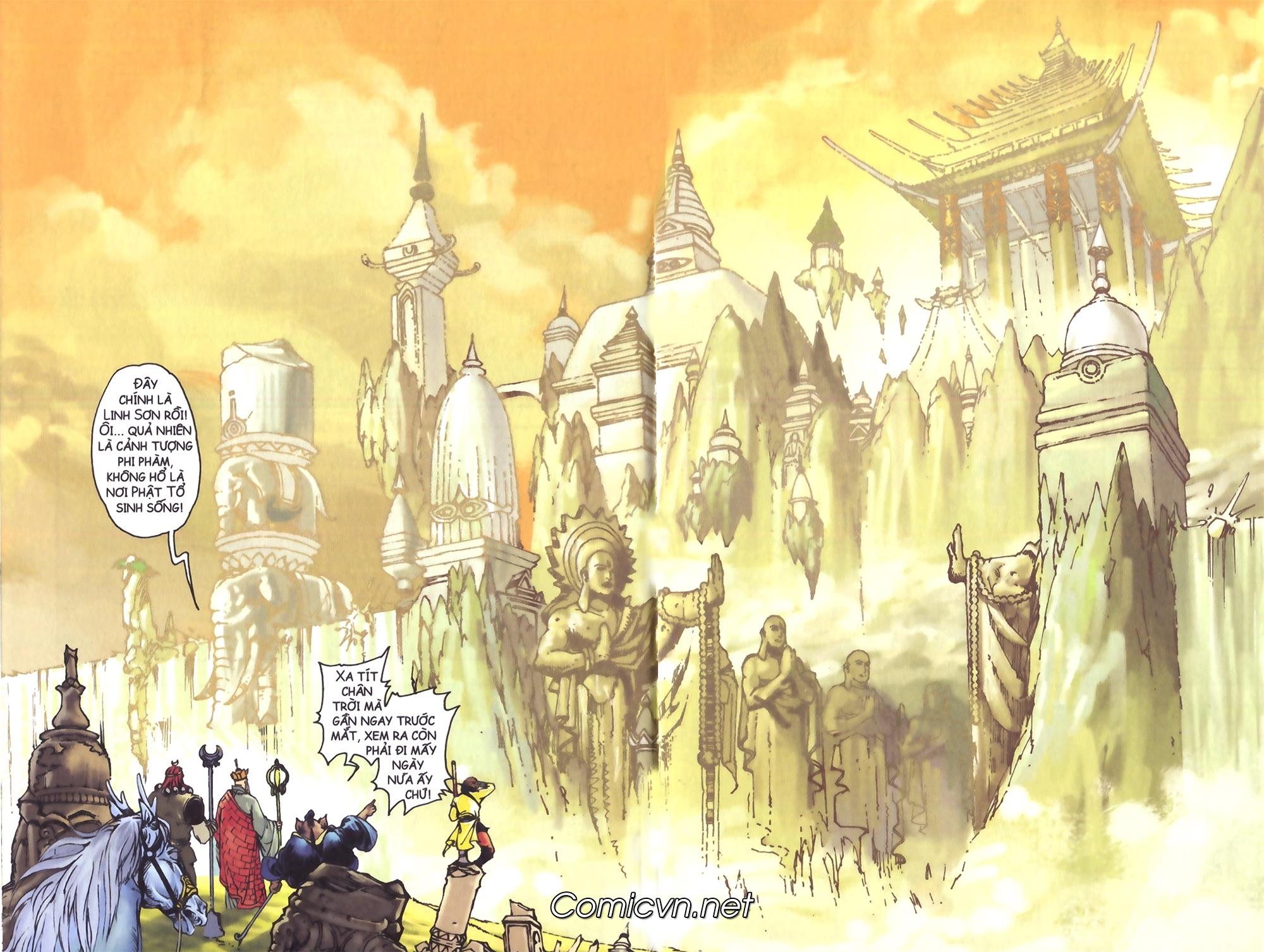 Tây Du Ký màu - Chapter 133 - Pic 24