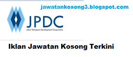 Jawatan Kosong Terkini JPDC Intership programme