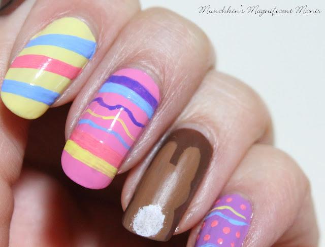 Easter Nail Design