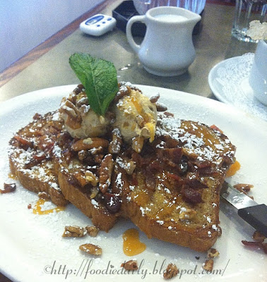 Delicious Wheat French Toasts Brick New Jersey