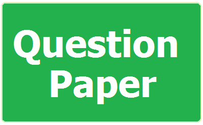 bba sampe question paper