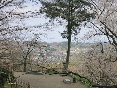 vista at Hiraizumi, Japan