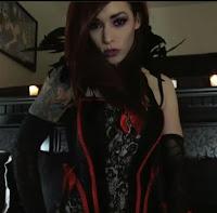 http://www.vampirebeauties.com/2017/03/vampiress-model-anna-molli.html