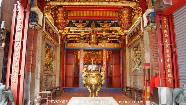 【鹿港旅遊景點】玉渠宮戲曲之神田都元帥-多啦A夢、海綿寶寶、米老鼠宮廟等您來找找-鹿港最時尚的廟宇