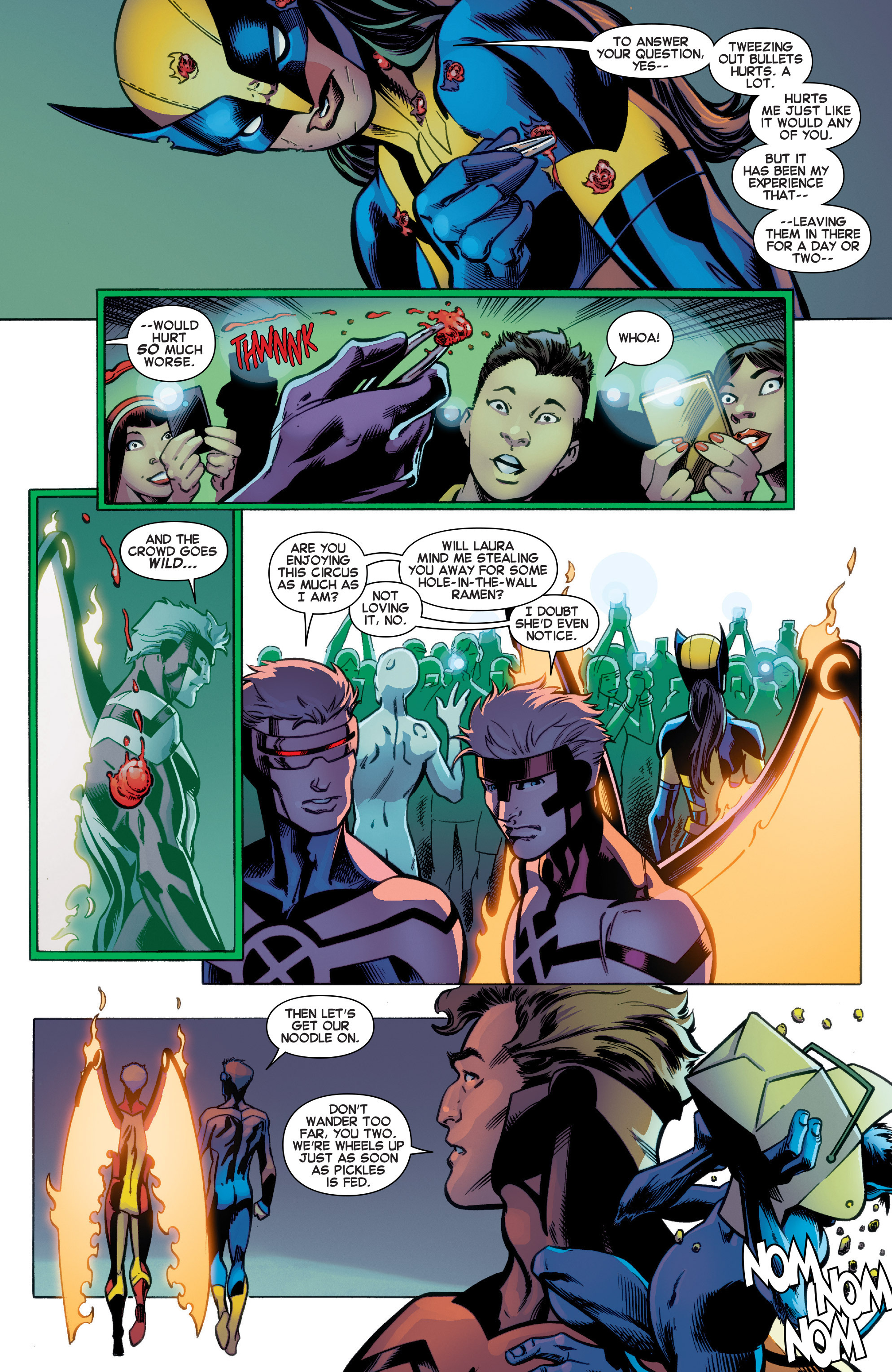 Read online All-New X-Men (2016) comic -  Issue #4 - 7