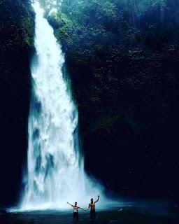 Tempat Wisata Air Terjun Nungnung Badung Bali
