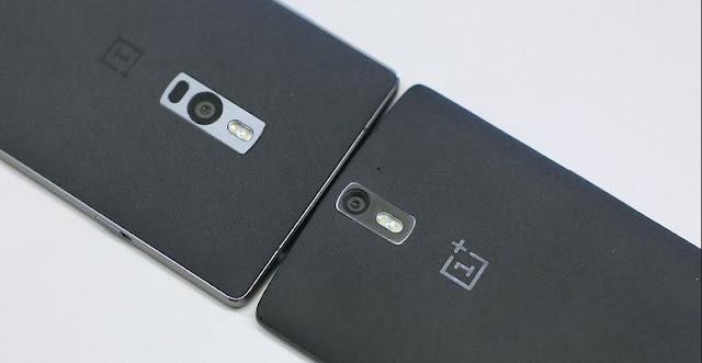 OnePlus 1 versus OnePlus 3