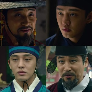 Sinopsis Six Flying Dragons Episode 6