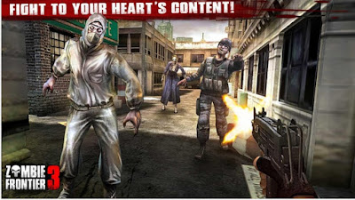 Zombie Frontier 3 MOD APK v2.00 (Unlimited Money/Gold)