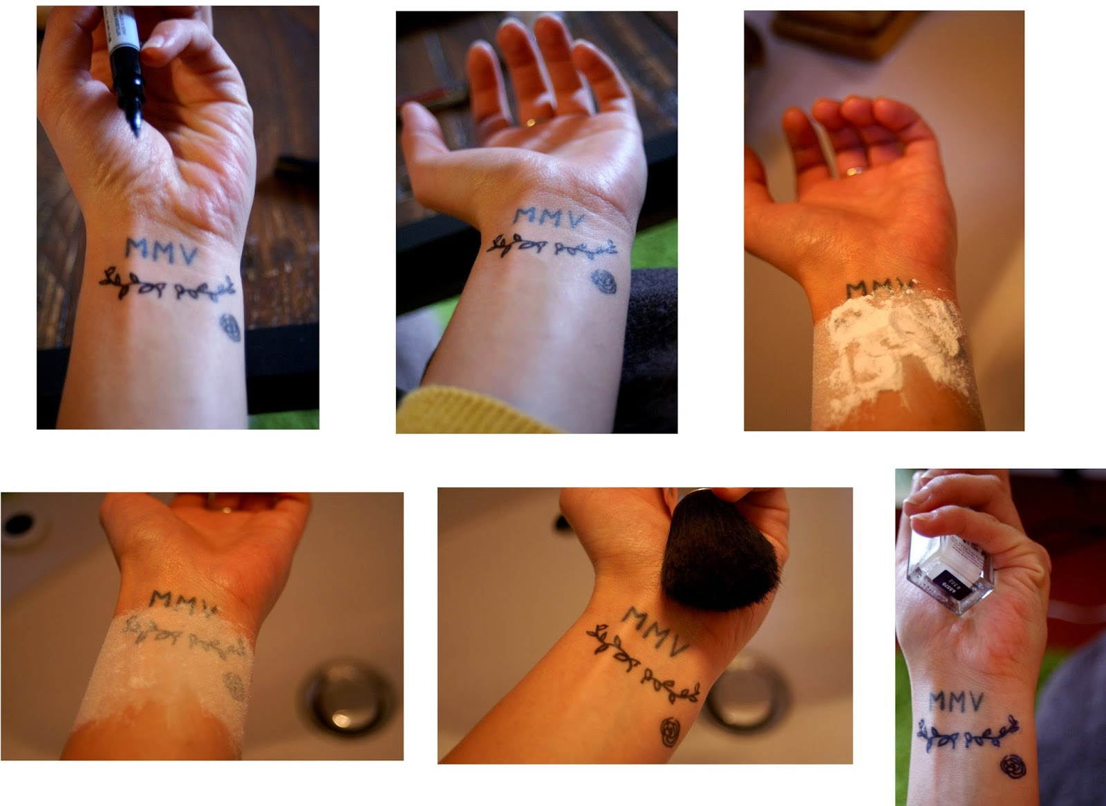 créer son propre tatouage