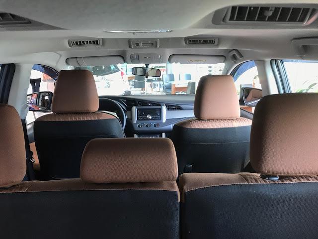 Giá xe Innova 2018 - 2019 lăn bánh – Trả góp đưa trước bao nhiêu - ảnh 15