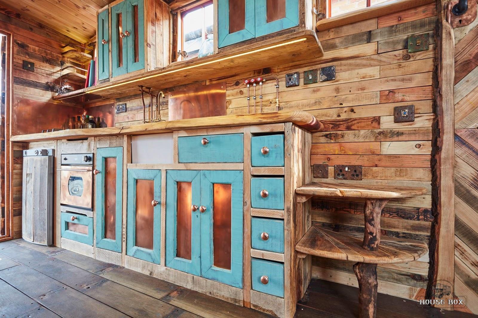 Helga The Horse Box Tiny House Tiny House Town