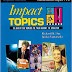 Impact Topics - 30 Exciting Topics to Talk about in English