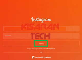 Cara Mengirim Pesan Di Instagram Lewat Laptop