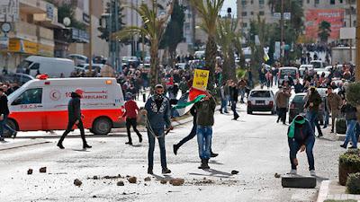 Judeus israelenses ignoram ameaça de intifada