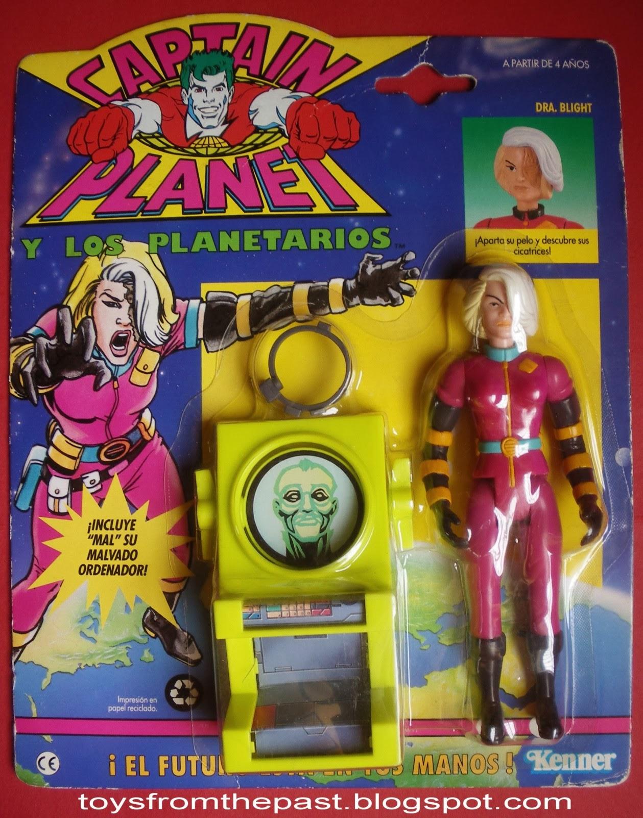 Captain Planet Toys 86
