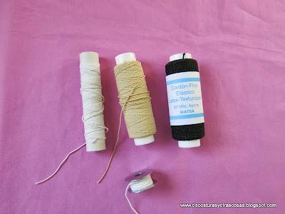 hilo-coser-elástico