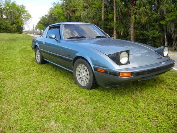 1985 Mazda Rx 7 Gsl Se Auto Restorationice