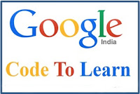 Competition: Code to Learn by Google India