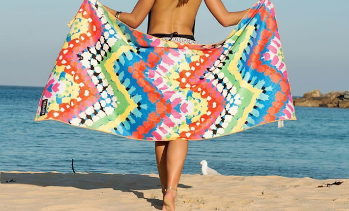 Tesalate Beach Towels | Giveaway