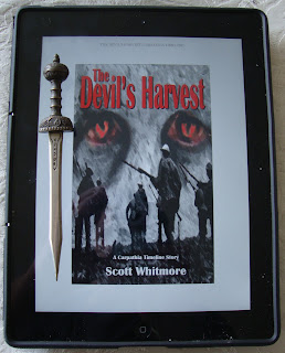 Portada del libro The Devi's Harvest, de Scott Whitmore