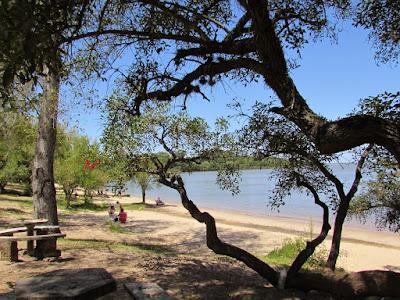 Balneario Las Cañas, Ciudades de Uruguay, Uruguay, Visitando Rio Negro,